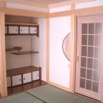 和室飾り棚