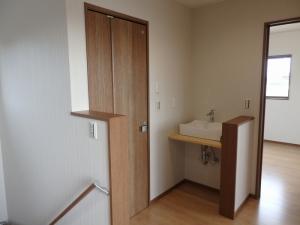 2階のちょっとした手洗い